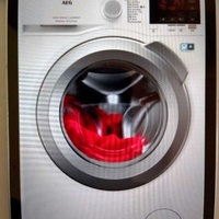 Washing machine old for recycling we coming to received from your home