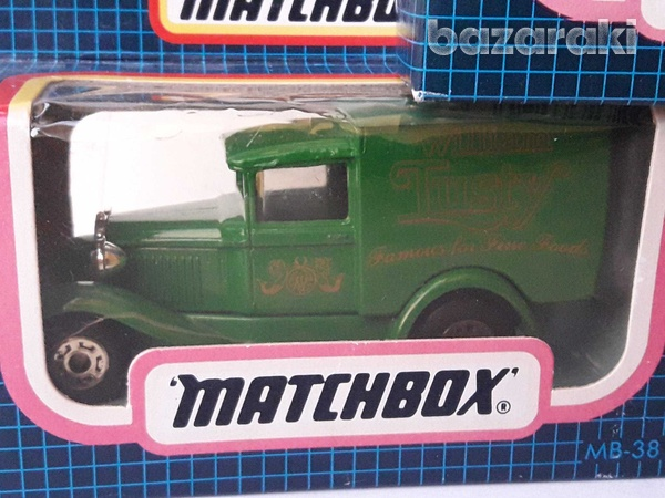 Collectible matchbox diecast model cars william lust-5