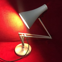 Vintage office reading table lamp