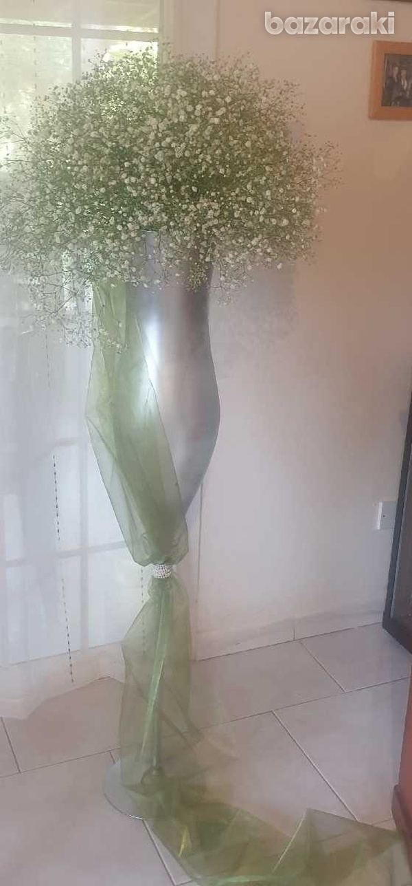 2 glass vases-2