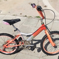 Bicycle bmx type suit 6 to 13 year old