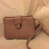 Original jane shilton leather shoulder bag