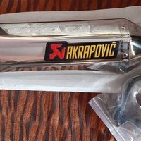 Acrapovic exhaust