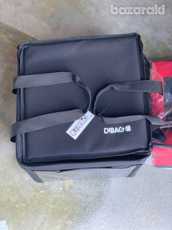 Insulated delivery hand bag-4