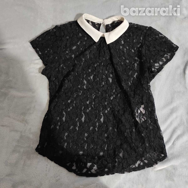 Lace top-1