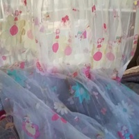 High quality curtain for girl room