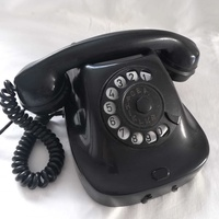 Old retro phone from 1963.