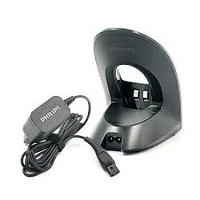 Genuine philips replacement charging stand and power cord ac/dc adapte