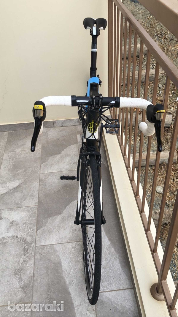 Almost new bicycle two times used only-8