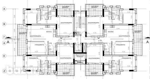 Under construction one bedroom apartment in strovolos-2