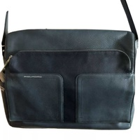 Pquadro leather bag