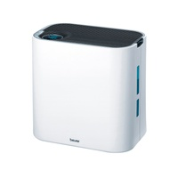 Beurer lr 330 2-in-1 comfort air purifier, air cleaning and air humidi