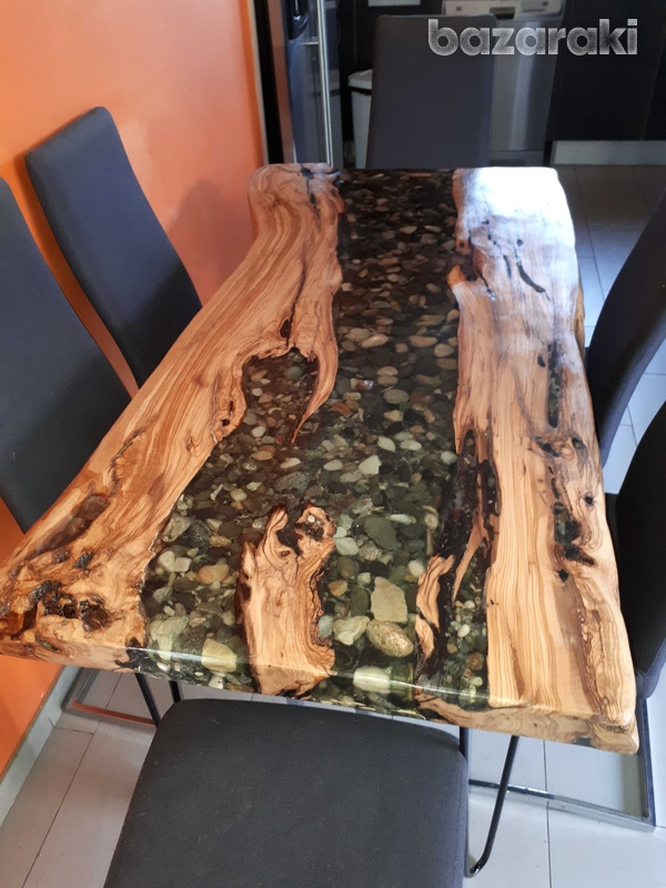 Epoxy river table-2