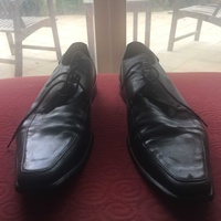 Calvin klein black luxury shoes in very good condition