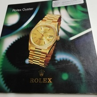 Rolex catalog from 1999