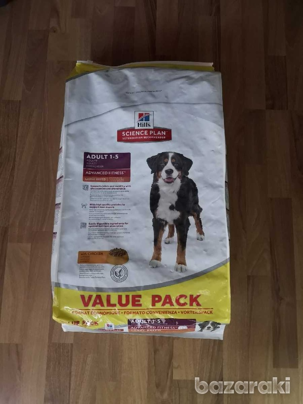 Hill's adult large breed chiken 18kg