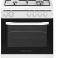 Westpoint - gas/electric cooker - wcbm6640e5fr