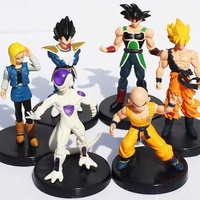Dragonball figures set of 6pcs