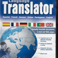 Your own translator. translate in 10 different language directions