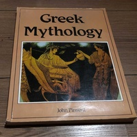 Greek mythology book