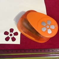 Paper punch for hand craft