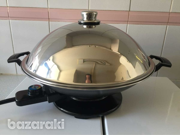 Princess electric wok, 35cm, 1100w-3