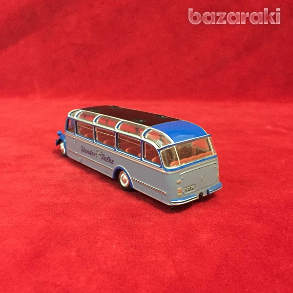 Borgward bo 4000 bus 1/72-6