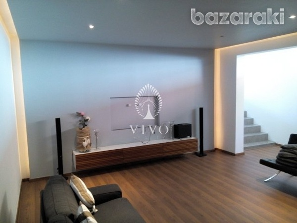 Magnificcent and modern minimal fully furnished villa in palodeia-16