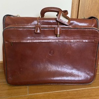 Giudi premium brand genuine leather travel bag