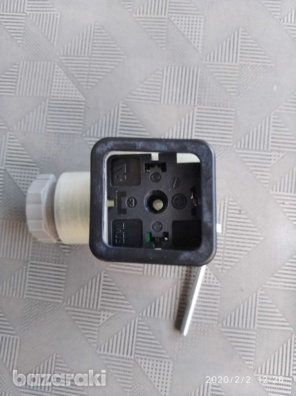 Socket for round balers from germany-3