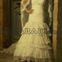 Wedding dress in excellent condition by fara sposa