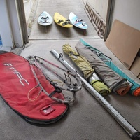 Windsurfing package