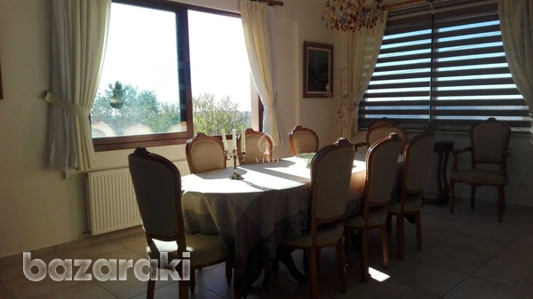 Four bedroom detached house in agios therapon-1