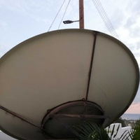 Satellite dish 3m with skybox dvb