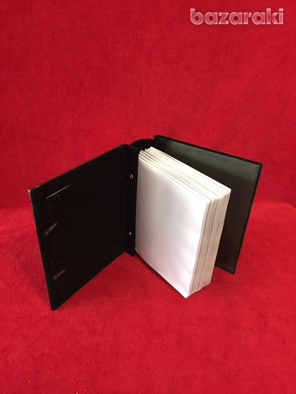 Silver plated photo album-2