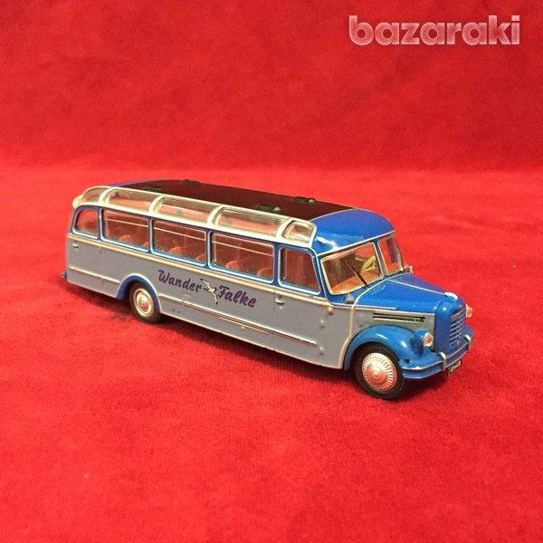 Borgward bo 4000 bus 1/72-1