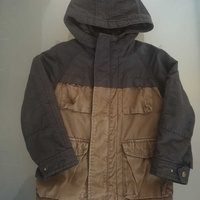 Winter jacket for boy 4-5 years