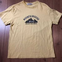Gallop california yellow tshirt