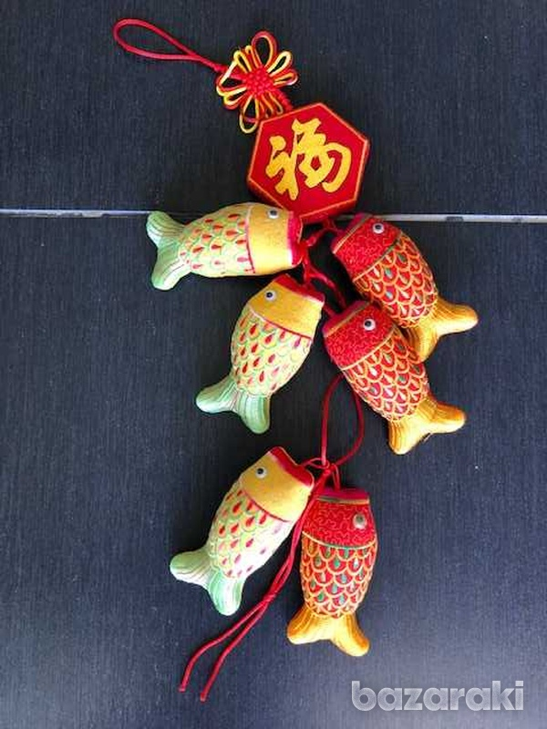 Happyness a hanging chinesse ornament-3