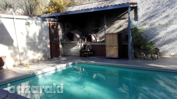 Four bedroom detached house in agios therapon-6