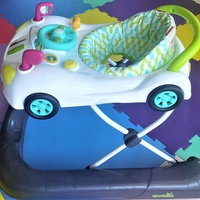 Toy car for babies