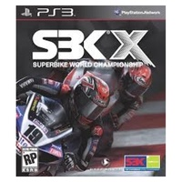 Sony playstation 3 - sbk x superbike world championship game - ps3
