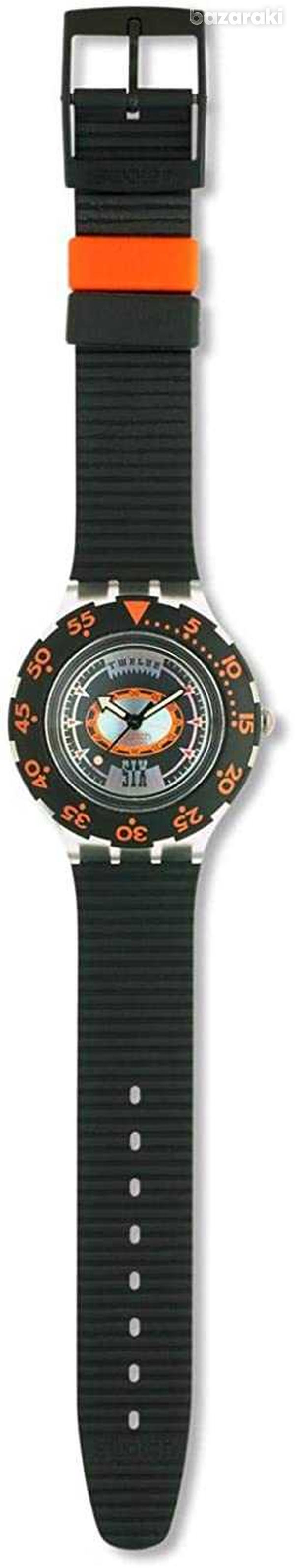 Swatch scuba 200 tech diving new watch-5