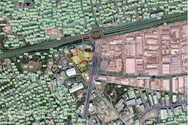 Commercial land of 15,139sqm in agios athanasios-2