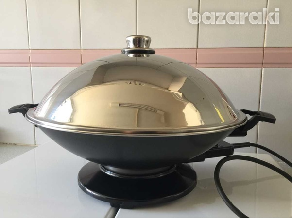 Princess electric wok, 35cm, 1100w-4