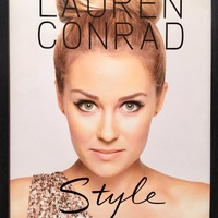 Style a book by lauren conrad