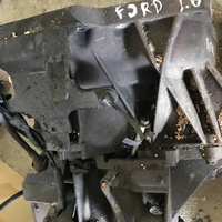 Ford gearbox manual