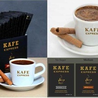 Traditional instant cypriot coffee