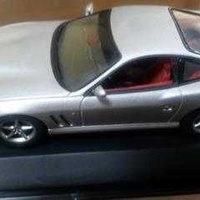 1/43 minichamps street ferrari 550 maranello 1996 in grey