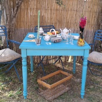 Traditional cypriot table.